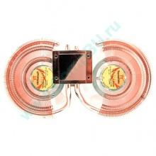 Кулер для видеокарты Thermaltake DuOrb CL-G0102 с тепловыми трубками (медный) - Оренбург