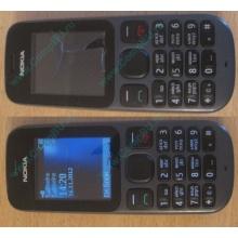 Телефон Nokia 101 Dual SIM (чёрный) - Оренбург