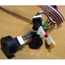 Светодиоды в Оренбурге, кнопки и динамик (с кабелями и разъемами) для корпуса Chieftec (Оренбург)