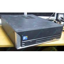 Лежачий четырехядерный компьютер Intel Core 2 Quad Q8400 (4x2.66GHz) /2Gb DDR3 /250Gb /ATX 250W Slim Desktop (Оренбург)