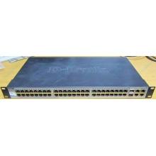 Управляемый коммутатор D-link DES-1210-52 48 port 10/100Mbit + 4 port 1Gbit + 2 port SFP металлический корпус (Оренбург)