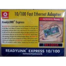Сетевой адаптер Compex RE100TX/WOL PCI (Оренбург)