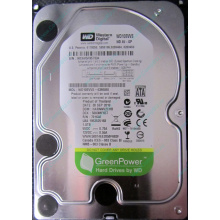 Б/У жёсткий диск 1Tb Western Digital WD10EVVS Green (WD AV-GP 1000 GB) 5400 rpm SATA (Оренбург)