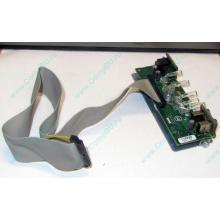 Панель передних разъемов (audio в Оренбурге, USB) и светодиодов для Dell Optiplex 745/755 Tower (Оренбург)