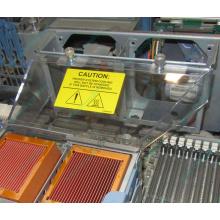 Прозрачная пластиковая крышка HP 337267-001 для подачи воздуха к CPU в ML370 G4 (Оренбург)