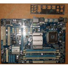 Материнская плата Gigabyte GA-EP45T-UD3LR rev 1.3 Б/У (Оренбург)