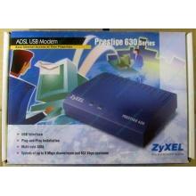 Внешний ADSL модем ZyXEL Prestige 630 EE (USB) - Оренбург