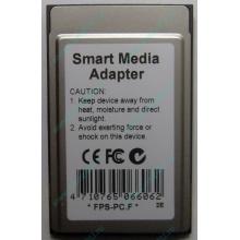 Smart Media PCMCIA адаптер PQI (Оренбург)